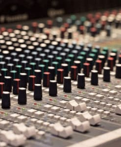 Mixing Desk Covers