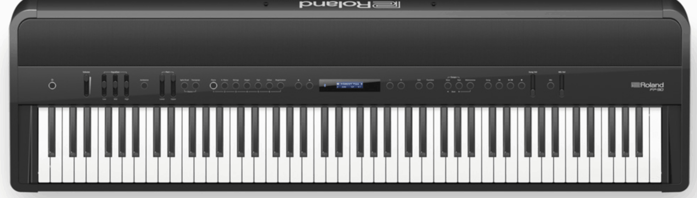 Roland FP90 cover