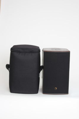 L-acoustic transport bag with handle